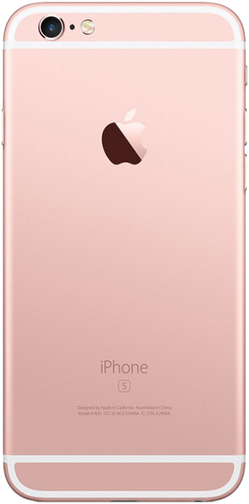 apple iphone 6s 16gb 32gb 64gb 128gb unlocked sim free refurbished smartphone. Black Bedroom Furniture Sets. Home Design Ideas