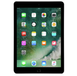 Apple iPad 9.7 2017 5th Gen 32GB - Space Grey - EE - Refurbished Good - Wi-Fi + 4G