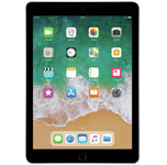 Apple iPad 9.7 2018 6th Gen 32GB - Space Grey - Unlocked - Refurbished Good - Wi-Fi + 4G