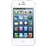 Apple iPhone 4S 8GB - White - Unlocked - Refurbished Good