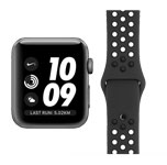 Apple Watch Nike Plus Series 3 Refurbished Good - GPS + Cellular - 42mm - Space Grey Aluminium - Anthracite/Black Sport Band