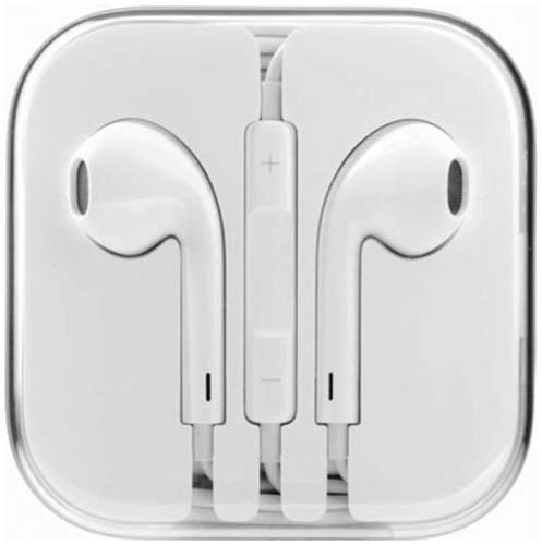 Unbranded EarPods with Remote and Mic
