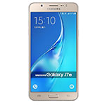 Samsung Galaxy J7 2016 16GB - Gold - EE - Refurbished Good