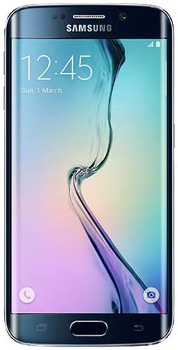 Galaxy S6 Edge  32GB Black Sapphire EE Refurbished Good