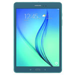 Samsung Galaxy Tab A 9.7 32GB - Smoky Blue - Three - Refurbished Good - Wi-Fi + 4G