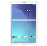 Samsung Galaxy Tab E 9.6 8GB - Pearl White - O2 - Refurbished Good - Wi-Fi + 3G