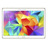 Samsung Galaxy Tab S 10.5 16GB - Dazzling White - Unlocked - Refurbished Pristine - Wi-Fi + 4G