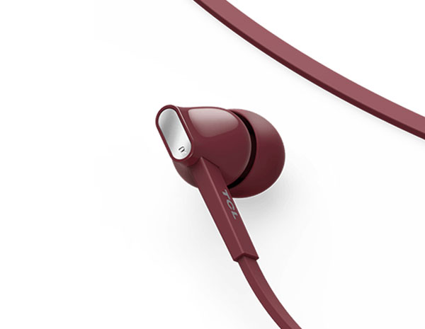 TCL MTRO100BT Wireless In Ear Bluetooth Headphones with Mic