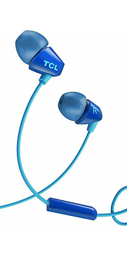 TCL SOCL100 In Ear Headphones